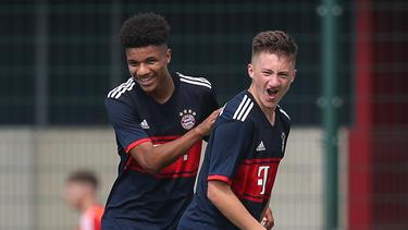 Malik Tillman und Angelo Stiller bleiben weiterhin dem FC Bayern erhalten