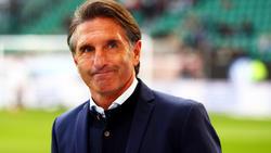 Bruno Labbadia muss mit dem VfL Wolfsburg am Wochenende gegen den BVB ran