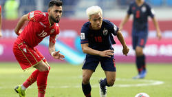 Asian Cup: Bahrain - Thailand 0:1
