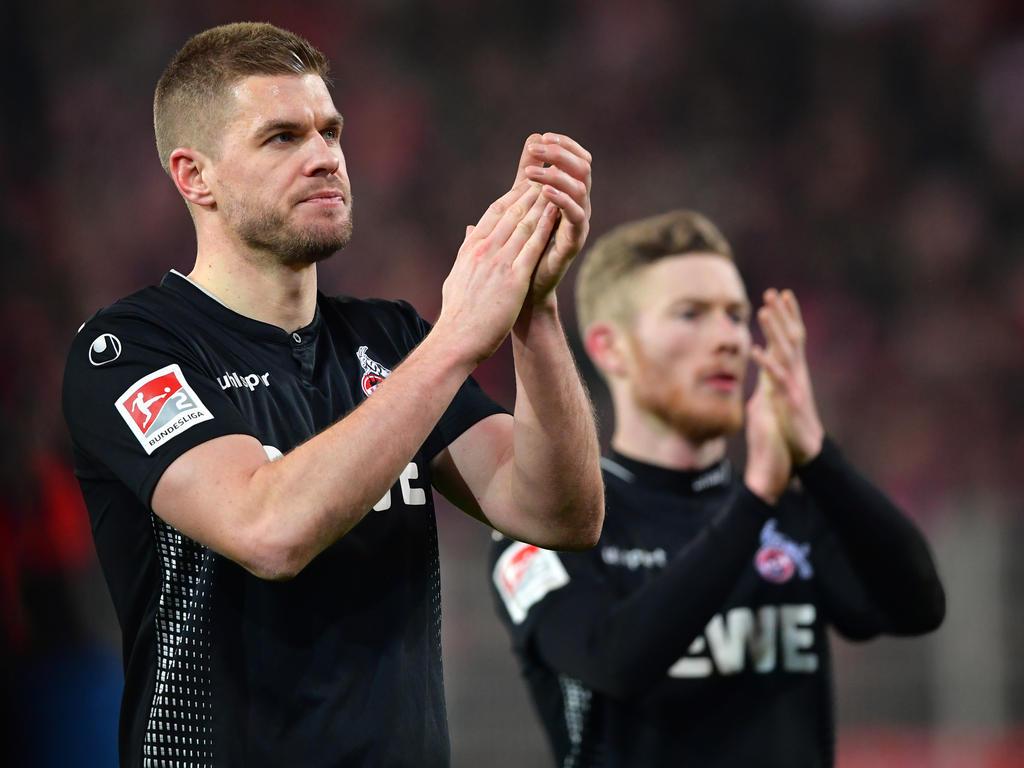Kölner Enttäuschung beim Pflichtspielauftakt 2019. © Getty Images/Bongarts/Stuart Franklin