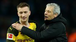 Marco Reus erzielte den Siegtreffer für den BVB
