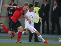 Hinteregger gegen Lewandowski