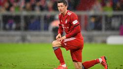 Robert Lewandowski will in der Bundesliga noch viel erreichen