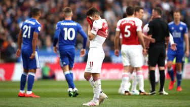 Arsenal patzte auch gegen Leicester