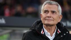 Wolfgang Dietrich sieht den VfB finanziell ordentlich aufgestellt