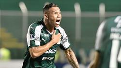 Carlos Rodríguez marcó el empate en Cali 'in extremis'. (Foto: Getty)