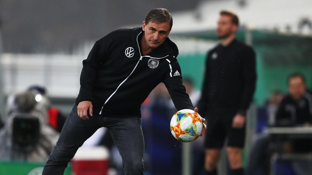 U21-Trainer Stefan Kuntz spricht sich für Reformen aus