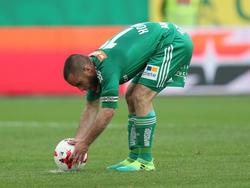 """127 Tore in Pflichtspielen für Grün-Weiß: Steffen Hofmann """"Fußballgott"""""""