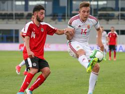 Österreich U21 - Ungarn U21
