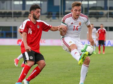 Rami Tekir erzielte den entscheidenden Treffer