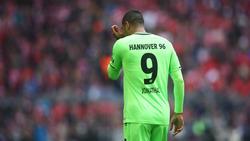 Jonathas und Hannover 96 einigten sich auf die Auflösung des bestehenden Vertrages