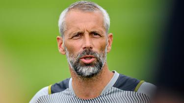 Marco Rose ist seit zwei Wochen BVB-Trainer