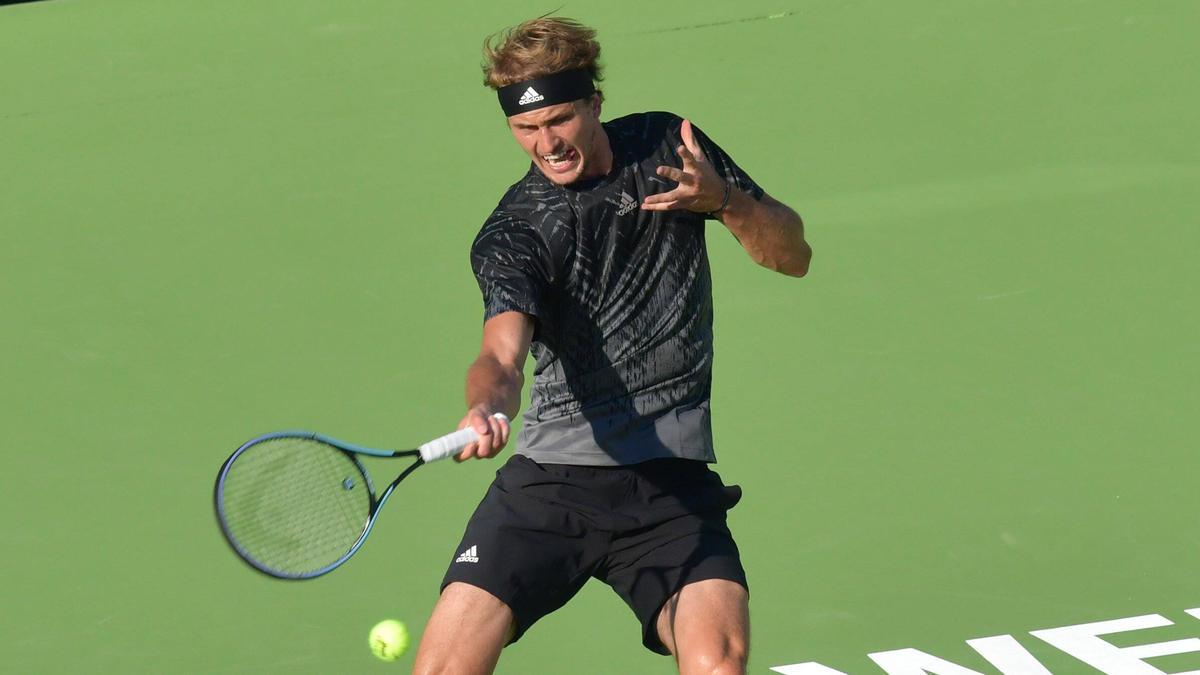 Alexander Zverev will in Indian Wells weiter auftrumpfen
