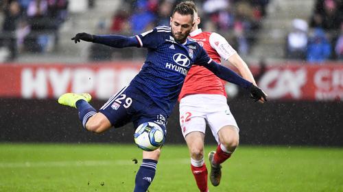 Lucas Tousart steht vor einem Wechsel zur Hertha aus Berlin