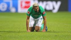 Claudio Pizarro hat es beim SV Werder Bremen derzeit schwer
