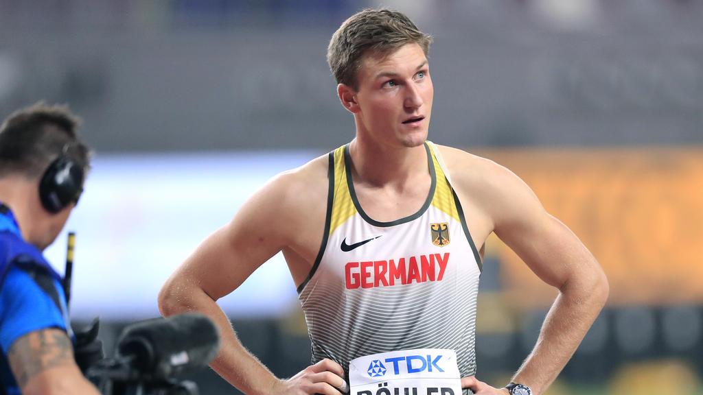 Athletensprecher des Leichtathletik-Weltverbandes: Thomas Röhler