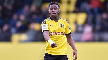Wann darf Youssoufa Moukoko für den BVB in der Bundesliga ran?