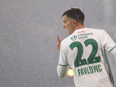 Andrija Pavlović verlässt Wien und den SK Rapid endgültig