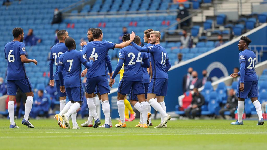 Der FC Chelsea hat groß eingekauft
