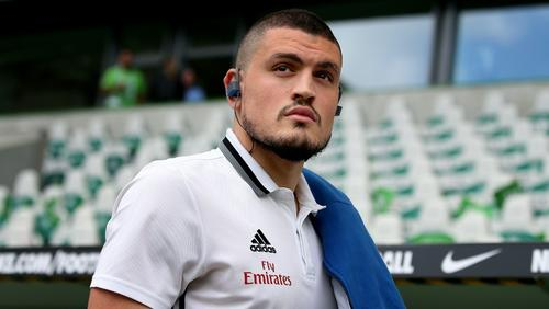 Kyriakos Papadopoulos spielt fortan für Lokomotiva Zagreb