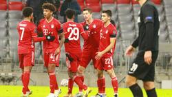 FC Bayern vorzeitig im Achtelfinale der Champions League