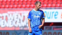 Lion Lauberbach hatte Gespräche mit dem FC Bayern