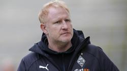 Gladbach-Coach Heiko Vogel ruderte zurück