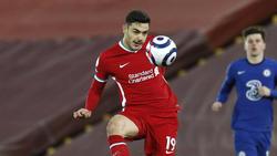 Ozan Kabak ist vom FC Schalke 04 an den FC Liverpool ausgeliehen