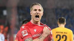 Sieht im Berlin-Derby eine Bereicherung für die Bundesliga: Sebastian Polter