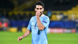 Ilkay Gündigan träumt vom Gewinn der Champions League