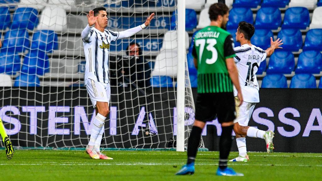 Ronaldo und Juventus wahrten ihre Chance auf die CL-Qualifikation