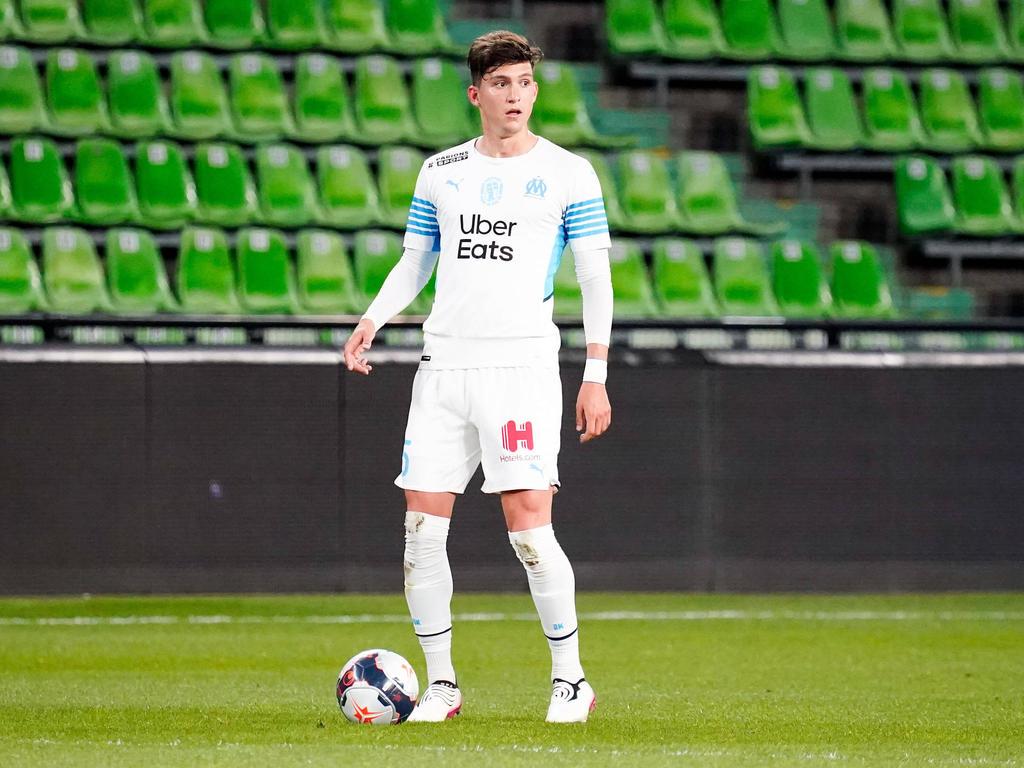 Balerdi continúa su aventura en la Ligue 1.