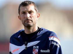 Von den Spielern geschätzt: Erfurt-Coach Walter Kogler