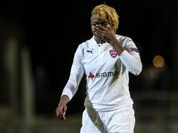 Gaelle Enganamouit wurde von den FFC-Fans beleidigt