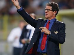 Fabio Capello könnte noch in dieser Woche seinen Trainerjob verlieren