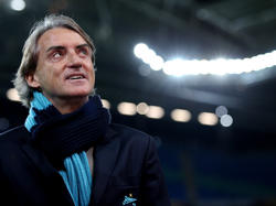 Mancini siempre está dispuesto a dirigir al equipo de su país. (Foto: Getty)