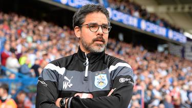 Huddersfield Town wird vom deutschen Trainer David Wagner betreut