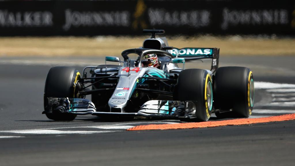 Mercedes freut sich auf das Rennen am Hockenheimring