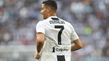 Cristiano Ronaldo wartet weiter auf sein erstes Serie-A-Tor