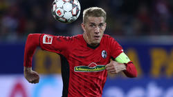 Droht erneut auszufallen: Freiburg-Stürmer Nils Petersen