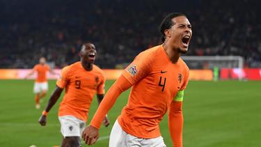 Kann die Niederlande in der Nations League auch gegen England jubeln?