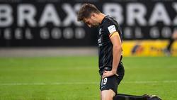 Frankfurts Kapitän David Abraham fällt mit einer Wadenverletzung aus