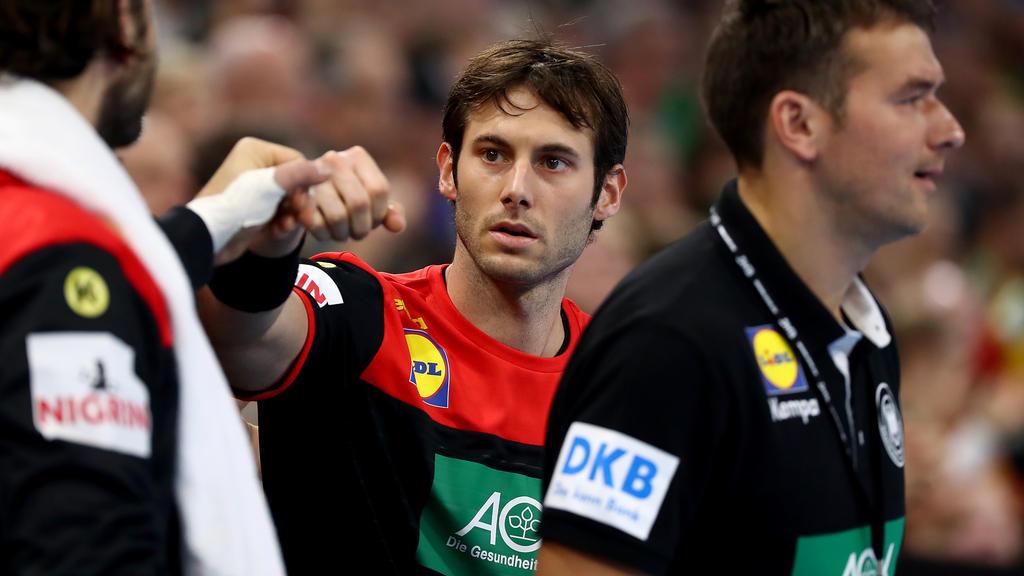 Uwe Gensheimer will unbedingt Handball-Weltmeister werden
