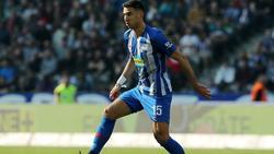 Marko Grujic wird Hertha BSC in Sinsheim fehlen