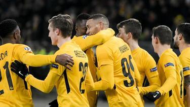Young Boys Bern ist vorzeitig Schweizer Meister