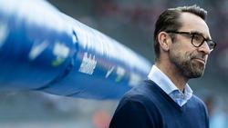 Michael Preetz ist auf der Suche nach einem neuen Hertha-Trainer