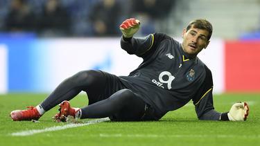 Casillas hatte am 1. Mai eine Herzattacke erlitten