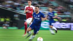 Hazard se va despedir en breve del Chelsea.