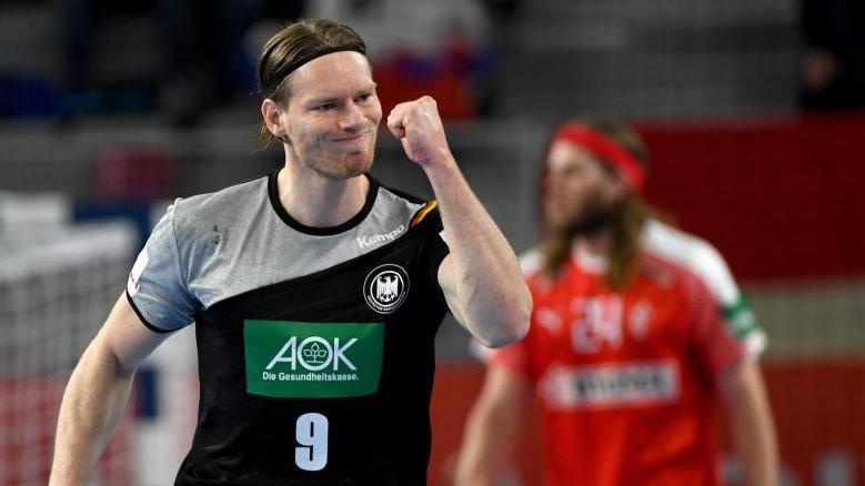 Zurück im DHB-Team: Tobias Reichmann