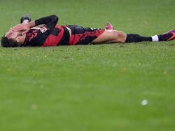 Vincenzo Grifo fällt mit einem Innenbandanriss im Knie aus. Foto: Thorsten Wagner